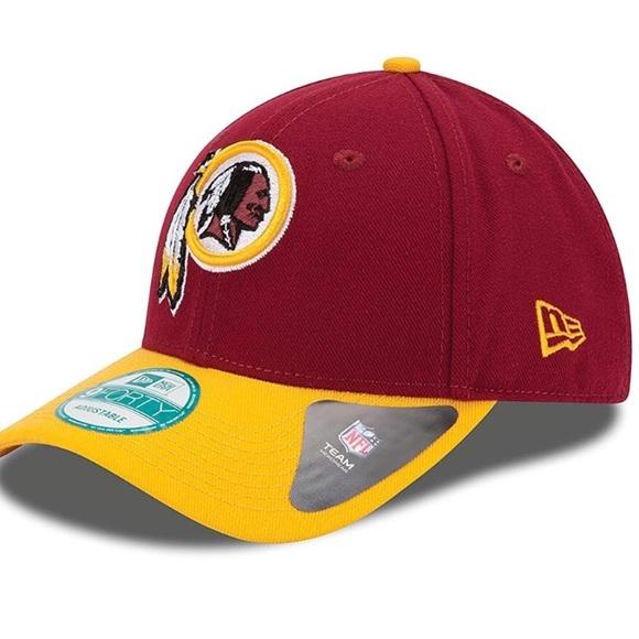 783020d8f NFL Washington Redskins New Era 9 Forty Hat NWT
